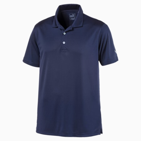 Rotation golfpolo voor heren, Peacoat, small