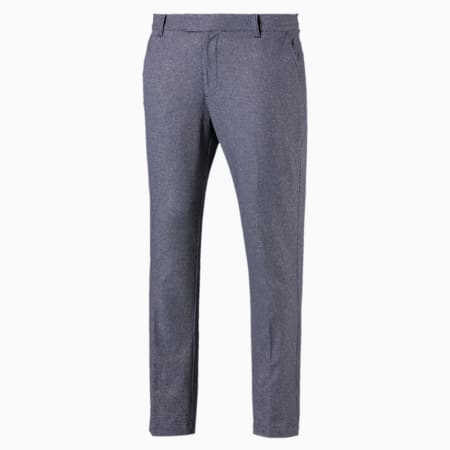 Modern Break Woven Men's Golf Pants, Peacoat, small-SEA