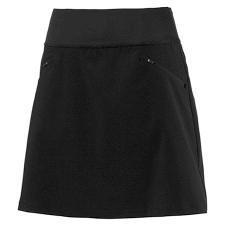 PWRSHAPE 18 Inch Women's Golf Skirt, Puma Black, small-SEA
