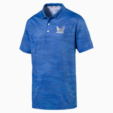 Camiseta tipo polo exclusiva Volition para hombre, Navegar en Internet, pequeño