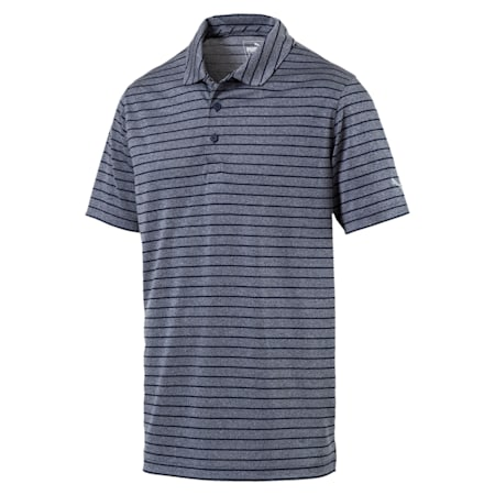 dryCELL Rotation Stripe Polo, Peacoat, small-IND