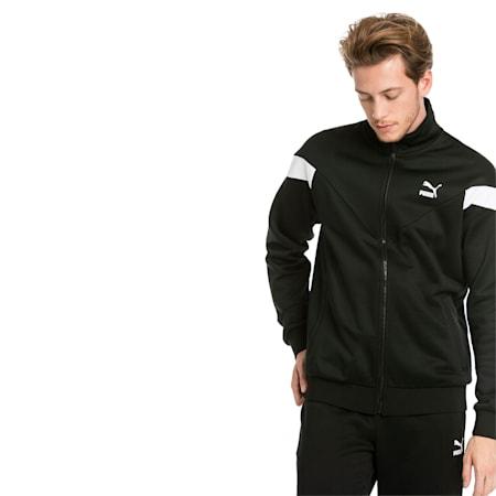 Iconic MCS Track Jacket, Puma Black, small-SEA