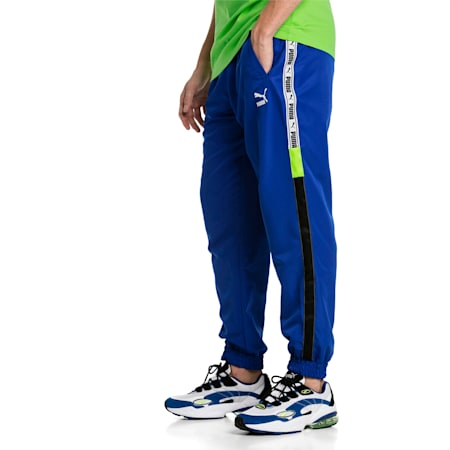XTG Woven Men's Track Pants, Surf The Web-OG FTW, small-SEA
