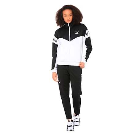 XTG 94 Women's Track Jacket, Puma White, small-IND