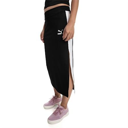 Classics Women's Skirt, Puma Black, small-SEA