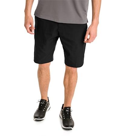 Jackpot Woven Men's Golf Shorts, Puma Black, small-SEA