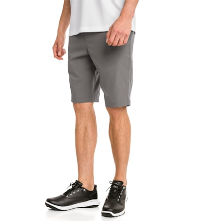 Jackpot Men's Golf Shorts, QUIET SHADE, small-SEA