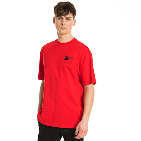 RS-0 Capsule Men's Tee, High Risk Red, small-SEA