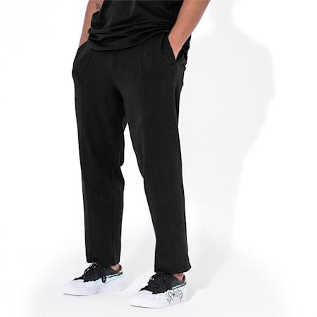 PUMA x BRADLEY THEODORE Men's Track Pants, Puma Black, small-SEA