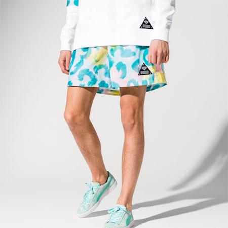 PUMA x DIAMOND Men's Shorts, -Puma White AOP, small-SEA