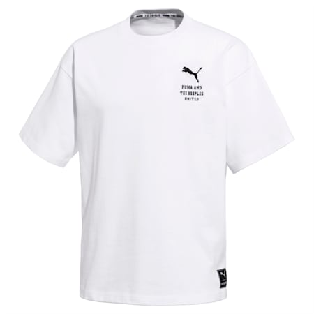 PUMA x THE KOOPLES Men's Tee, Puma White, small