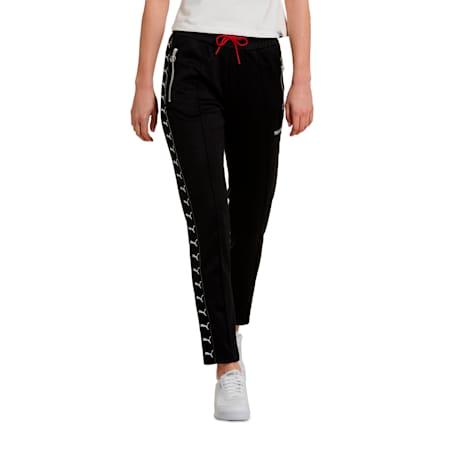 PUMA x THE KOOPLES Women's Track Pants, Puma Black, small
