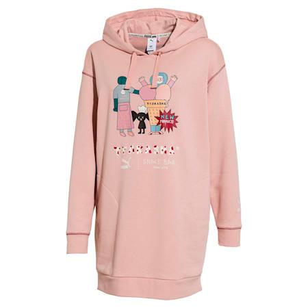 PUMA x TYAKASHA DRESS, Peach Beige, small-JPN