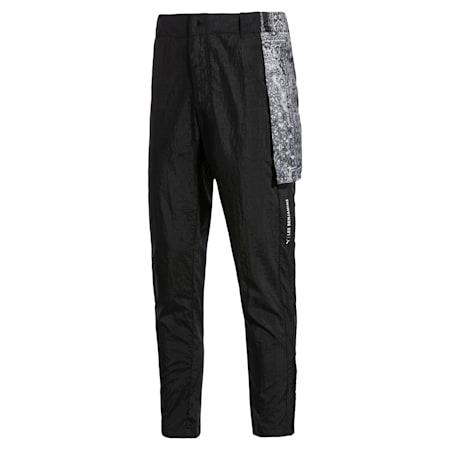 PUMA x LES BENJAMINS Men's Track Pants, Puma Black, small-SEA