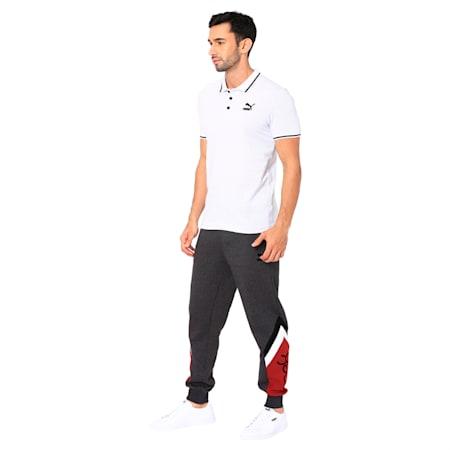 PUMA x one8 Virat Kohli Men's Polo, Puma White, small-IND