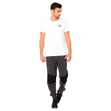 PUMA x one8 Virat Kohli Men's T-Shirt, Puma White, small-IND