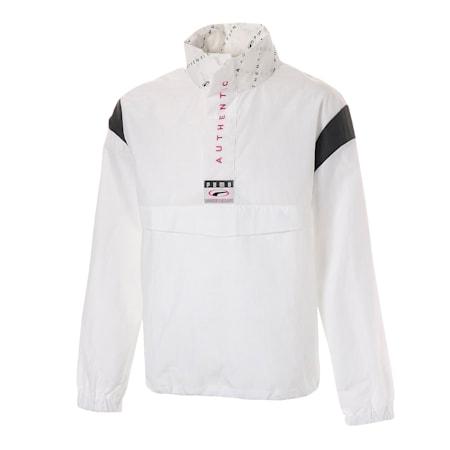 90S RETRO ウーブン ヘッドスルー ジャケット, Puma White, small-JPN