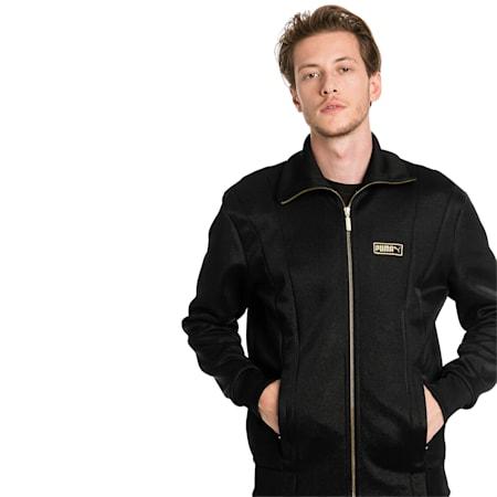T7 Spezial Trophy Men's Track Jacket, Puma Black, small-SEA