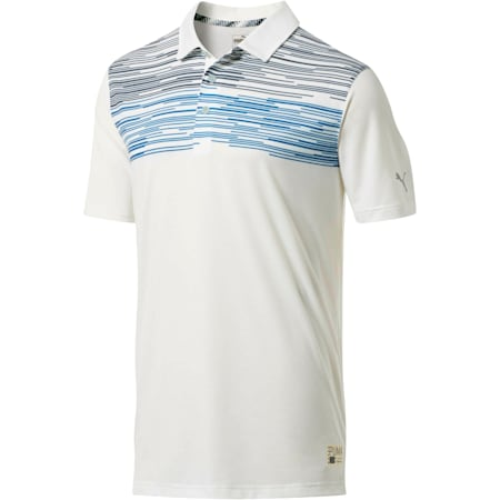 Pin High Golf Polo, Surf The Web, small-SEA