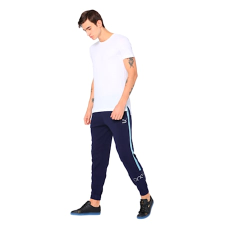 PUMA x Virat Kohli Men's Sweat Pants, Peacoat, small-IND