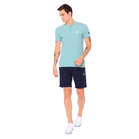 PUMA x Virat Kohli Men's Sweat Shorts, Peacoat, small-IND