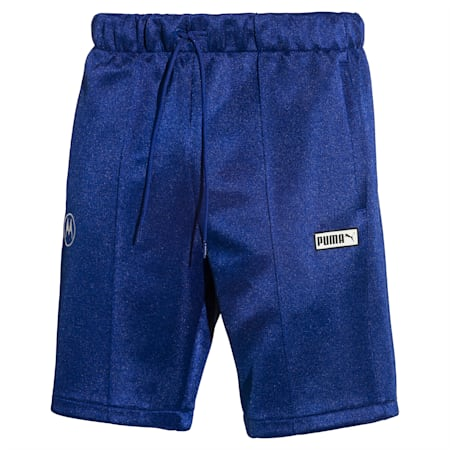 PUMA x MOTOROLA T7 Spezial Men's Shorts, Sodalite Blue, small-SEA