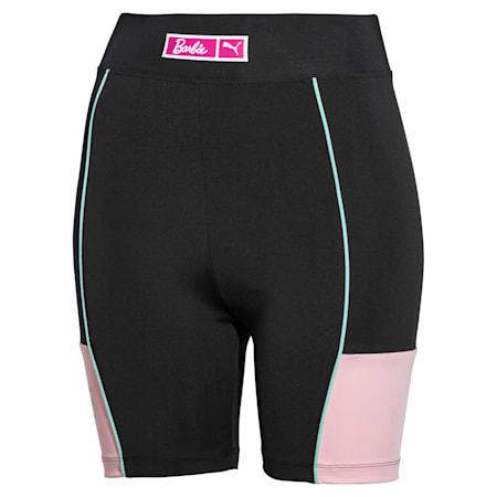 PUMA x BARBIE XTG Shorts, Puma Black, small