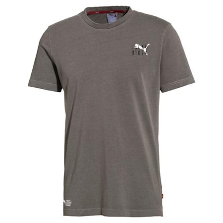 PUMA 91074 Tシャツ, Charcoal Gray, small-JPN