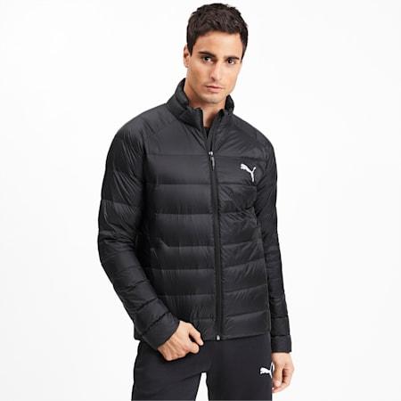 PWRWarm packLITE 600 Down Men's Jacket, Puma Black, small-IND