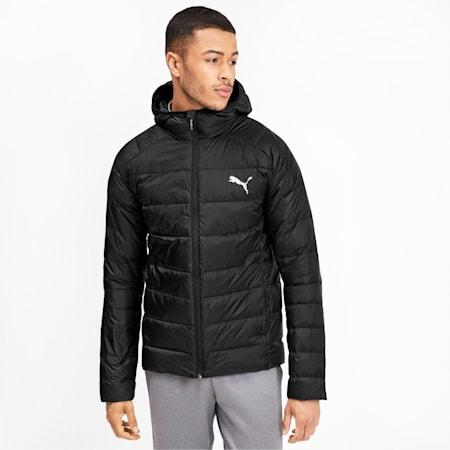 PWRWarm packLITE HD 600 Down Men's Jacket, Puma Black, small-IND