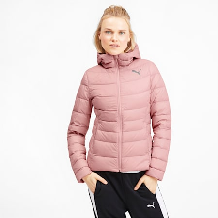 PWRWarm packLITE Down Women's Jacket, Bridal Rose, small-IND
