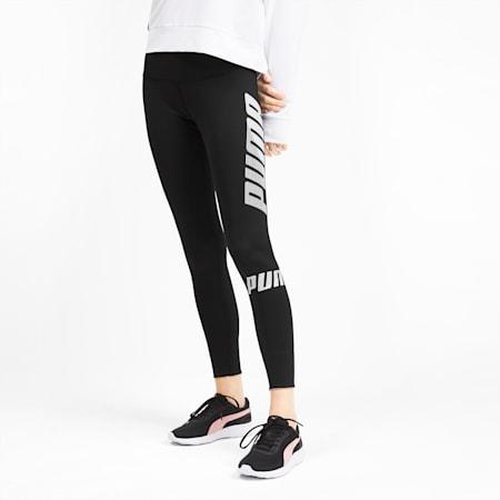 Modern Sport Women's Leggings, Puma Black, small-SEA
