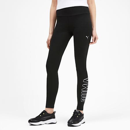 Athletics Women's Leggings, Puma Black, small