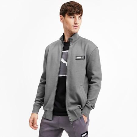 Fusion Men's Jacket, CASTLEROCK, small-IND