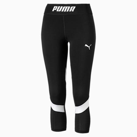 Active Sports Girls' Leggings, Puma Black, small-SEA