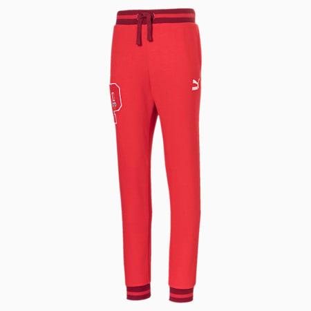 PUMA x SESAME STREET Kids' Sweatpants, High Risk Red, small