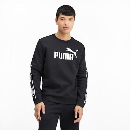 Sweat Amplified pour homme, Puma Black, small