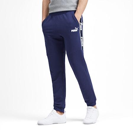Amplified Men's Sweatpants, Peacoat, small