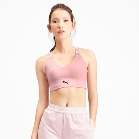 Soft Sports Women's Crop Top, Bridal Rose, small-IND