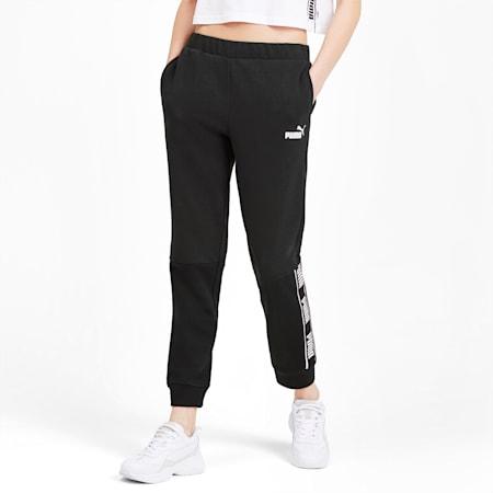 Amplified Women's Pants, Puma Black, small