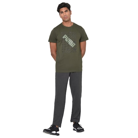 Focus Men's Tee, Forest Night Heather, small-IND