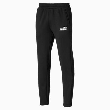 Elevated Essentials Men's Tapered Pants, Puma Black, small