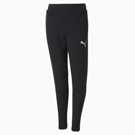 Pantalon en sweat Evostripe pour garçon, Puma Black, small
