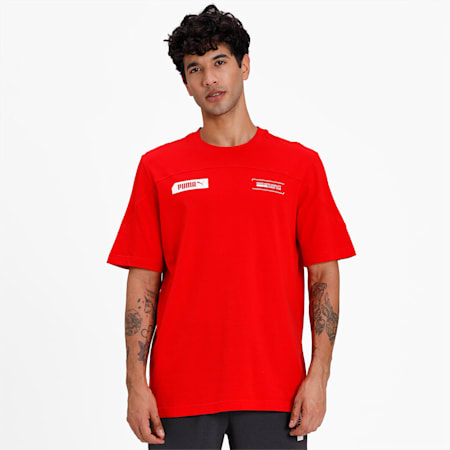 NU-TILITY Tee, High Risk Red, small-IND