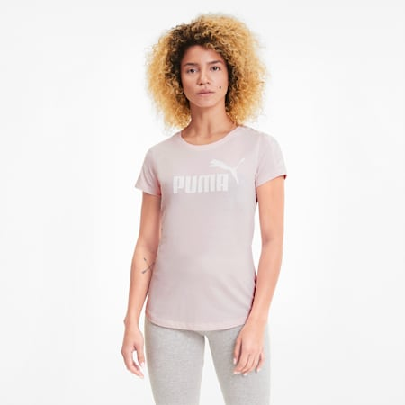 Amplified Women's Tee, Rosewater, small-SEA