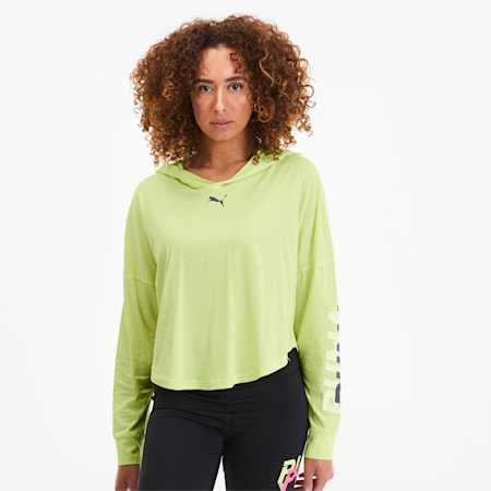 Modern Sports Women's Cover Up, Sunny Lime, small