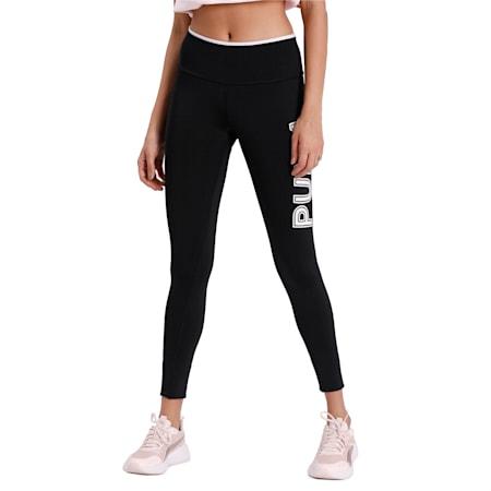 Modern Sports Legging, Puma Black-Puma White, small-IND