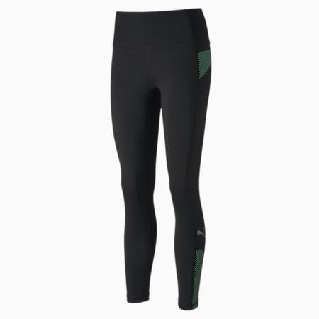 Evostripe High 7/8 Women's Leggings, Puma Black-Mist Green, small-GBR
