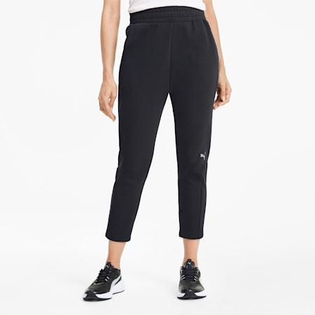 Evostripe Women's Sweatpants, Puma Black, small-SEA