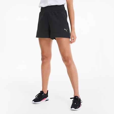 Evostripe Damen Shorts, Puma Black, small
